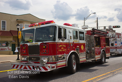 06-04-2014, Commercial Structure, Vineland, Cumberland County, 722 E. Landis Ave.