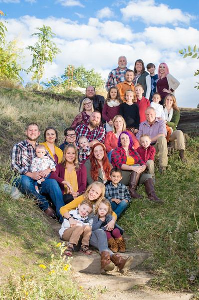 Bennett/Slussar Family Photo Shoot 2017