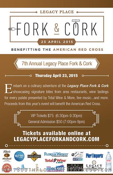 Legacy Place Fork & Cork 2015