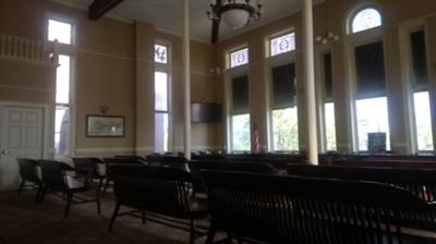 Newburgh City Hall Chamber