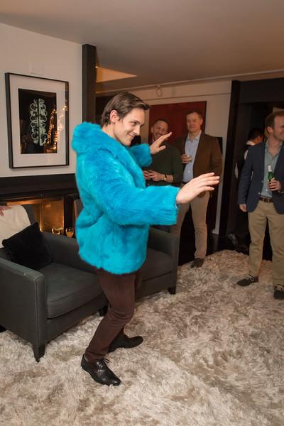 Kimberly Casey's Christmas Party 2017