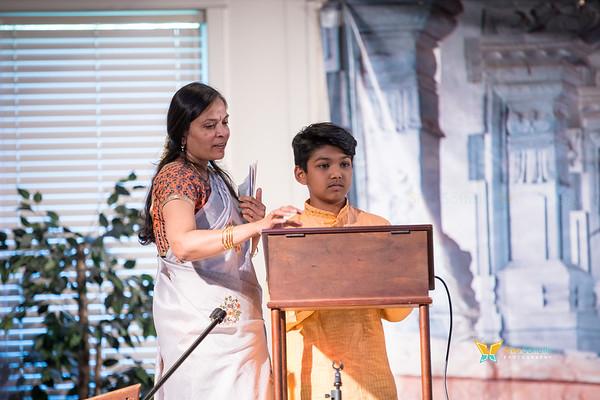 Balavihar 10th Annual day @ AVG 2019