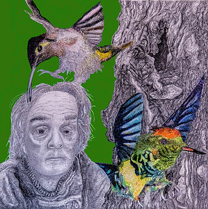 Works on Paper, Drawings & Mixed-media