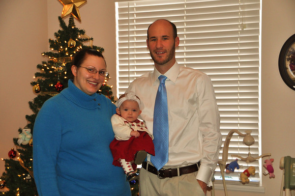 2010, Monthly Family Pictures