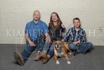 Gautreau Family Studio Portraits- New England Pet, Couple, Kid Photographer