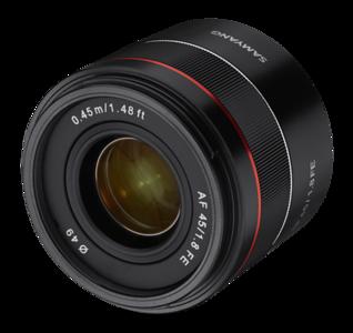 AF 45mm f/1.8 FE