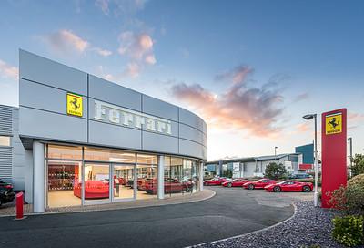 Ferrari - Edinburgh