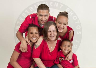 Habitat for Humanity Family Portraits by Juan Carlos