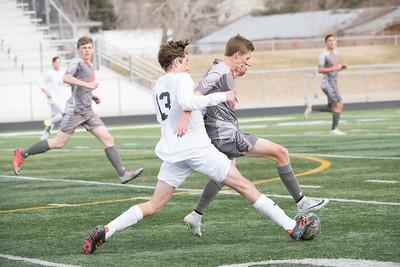 2018 Skyridge VS Corner Canyon Mens Soccer