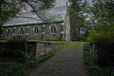 Lawrence  Chapel ~ Cayuta Lake, NY