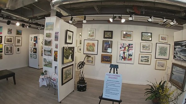 Seacoast Artist's Association Gallery 130 Water St. Exeter, NH