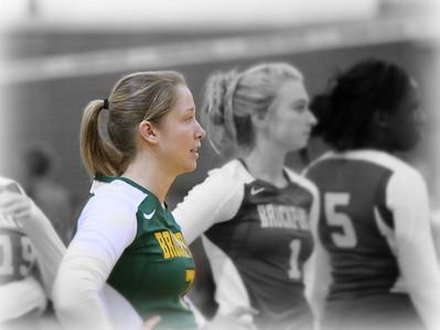 Sarah Zelko V-Ball Brockport 2012