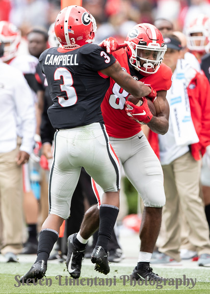 Tyson Campbell, Tyler Simmons