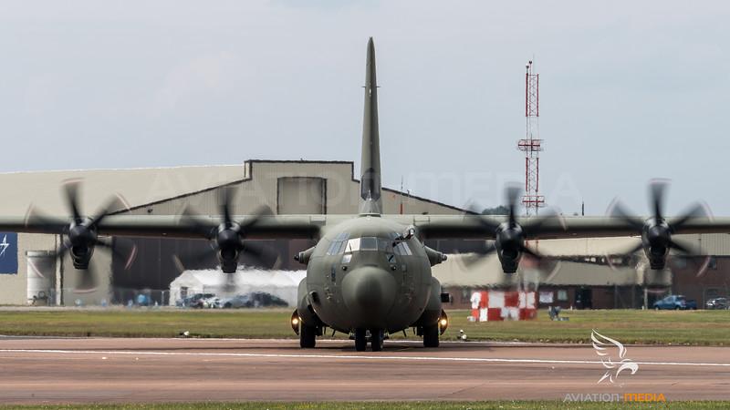 Royal Air Force / Lockheed Hercules C.4 / ZH879