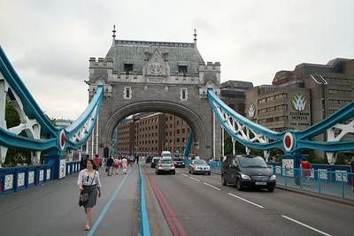 London - July 2014