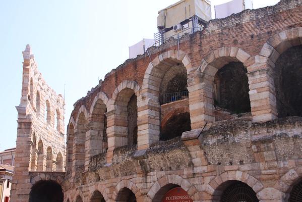 Verona, Italy - August 2014