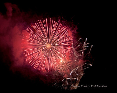 Fireworks 7/4/09