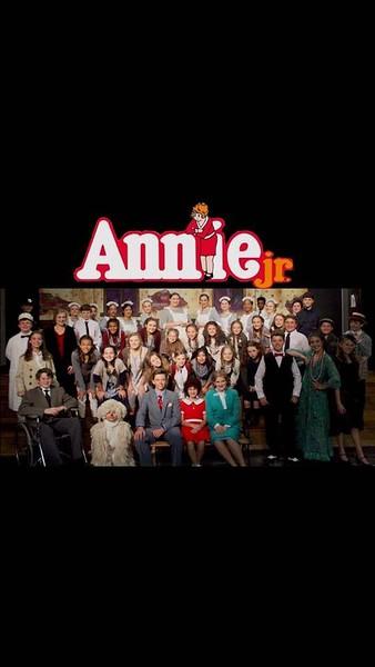 """2018 MS """"Annie Jr"""""""