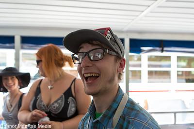 RTX Boat Trip