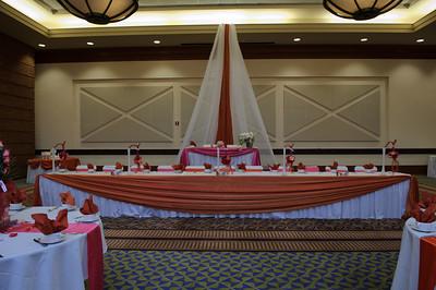 Ashla & Ernest Wedding - Details