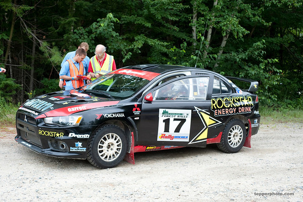 2010 New England Forest Rally