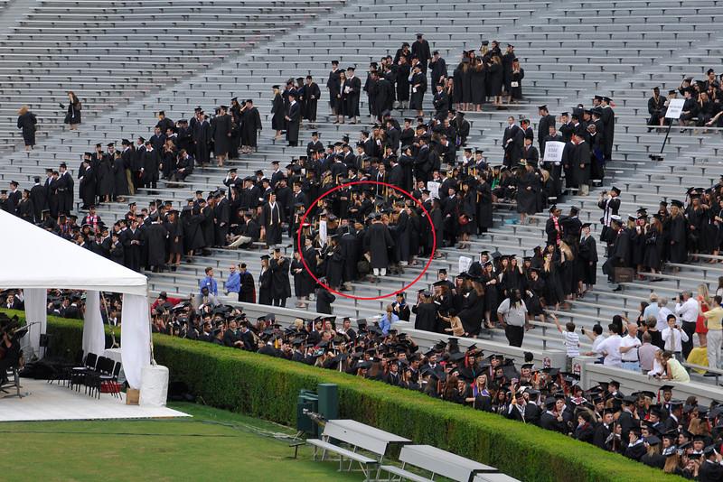 UGA Graduation 2011