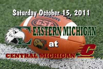 2011 Eastern Michigan at Central Michigan (10-15-11)
