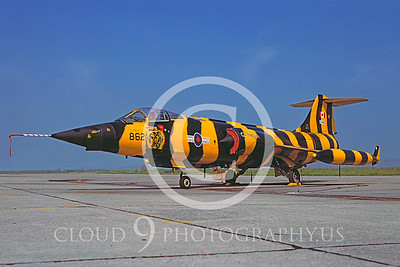 Canadian Armed Forces Lockheed F-104 Starfighter Pictures