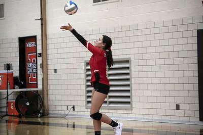 HS Sports - Dearborn Volleyball Invite 19