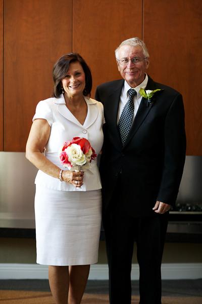 Dad & Mom Wedding