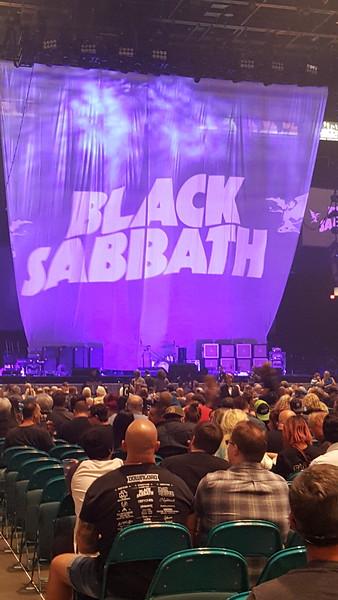 Black Sabbath - Las Vegas 2016