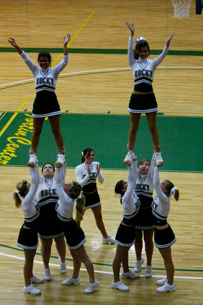 Cheerleading, Indoors '08
