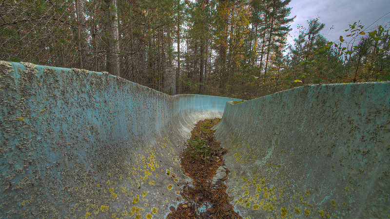 Urbex - Finnish Holiday Resort