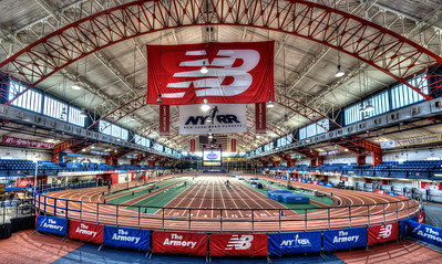 NY Armory - AAC Track Championships