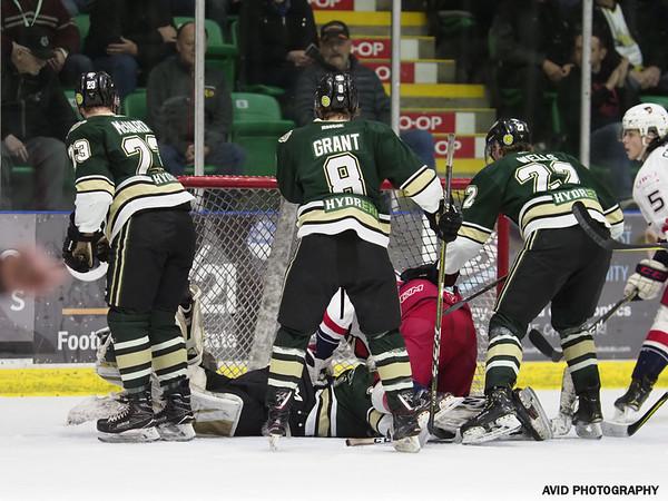 Okotoks Oilers vs Brooks Playoffs