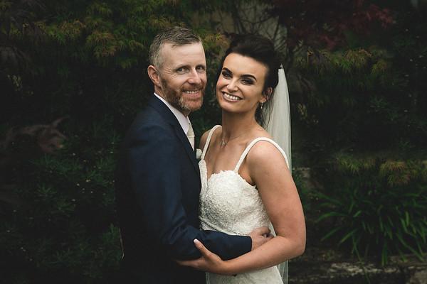 Yvonne & Stephen - Druids Glen Hotel Wicklow