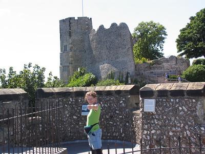 Lewes Castle 2010