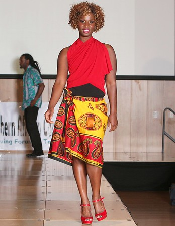 South African Fashion Show 2014