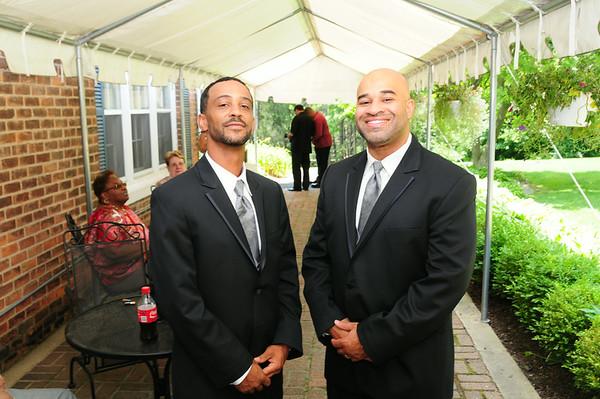 Derrick & Yolanda Massey Wedding 2014