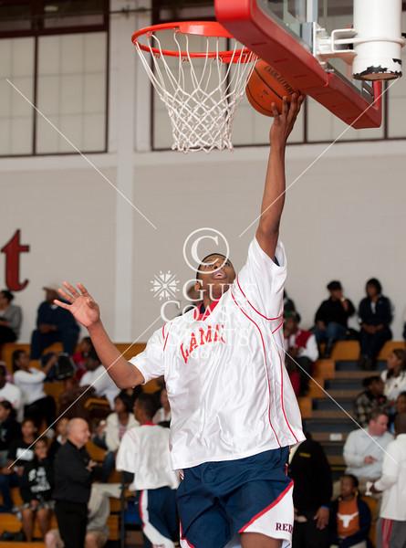 2010-11-19 Basketball Varsity Boys Lamar @ SJS