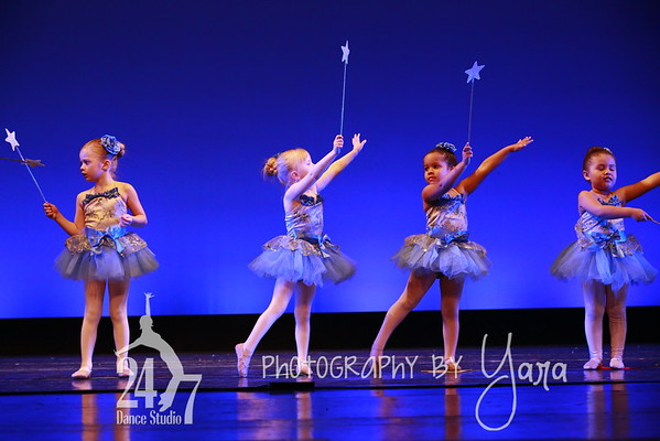 24-7 Dance Studio: Friday Dress Rehearsal 2015