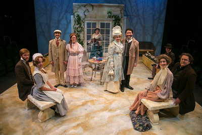 The Importance of Being Earnest Production