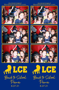 8/27/21 - LCE Back To School