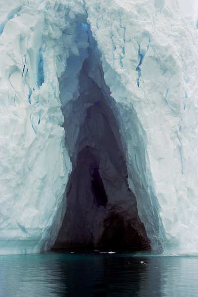 Antarctica - Sea & Ice