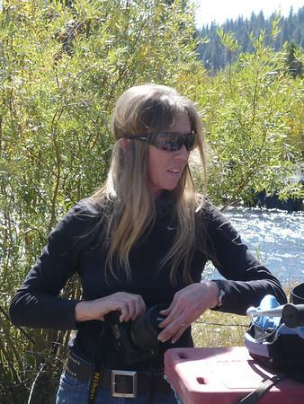 Prosser & Stampede Reservoir Ride With Tamar (9/25/2010)