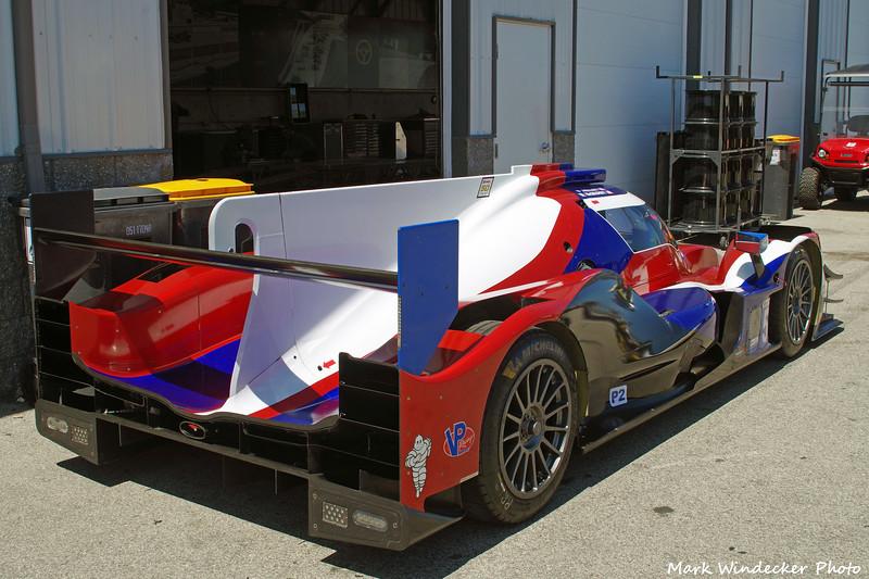 PR1 Mathiasen Motorsports ORECA LMP2