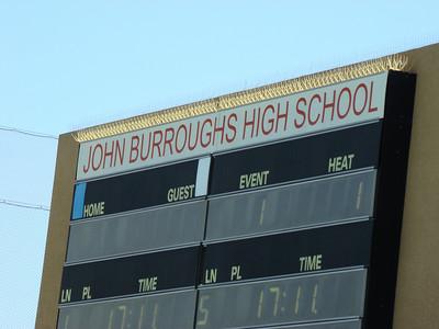 Cross-town swim rivalry Burbank vs John Burroughs HSs