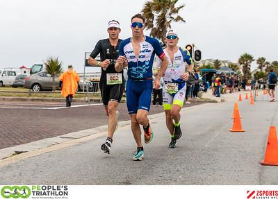The 2020 PEople's Triathlon - Run
