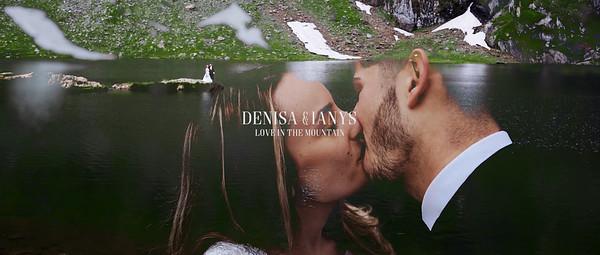 Denisa & Ianys - Love in the mountain