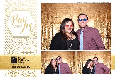 Betts Patterson Mines 2019 Holiday Party